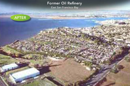 Former Oil Refinery – East San Francisco Bay