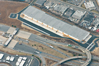 Elizabeth Logistics Center – Elizabeth, New Jersey